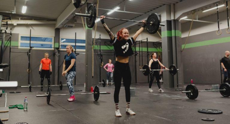 Urheilijaprofiili – Viivi