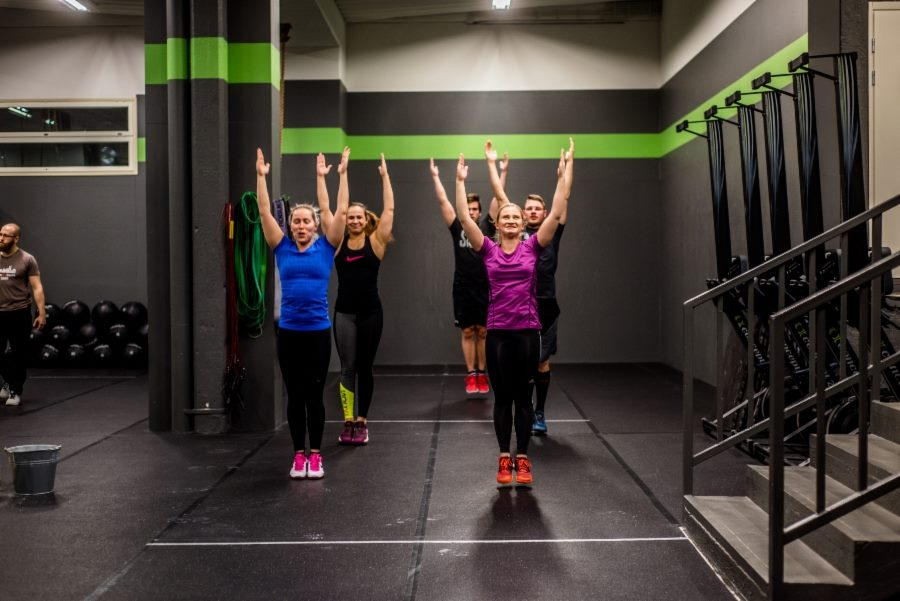 CrossFit Open tulee!