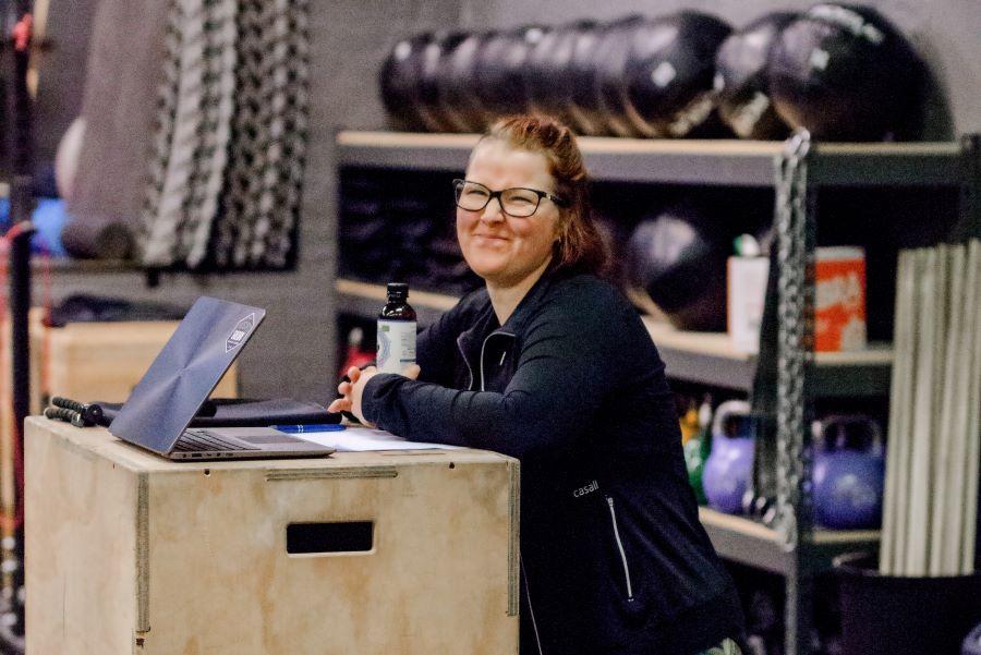 Valmentajaprofiili - Heidi Juujärvi
