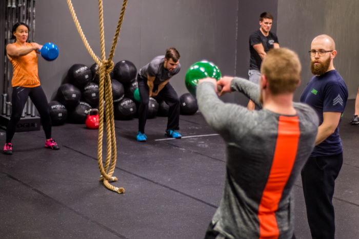 Seinäjoen salit eivät tarjoa henkilökohtaista valmennusta jäsenilleen, ellet palkkaa erikseen personal traineria