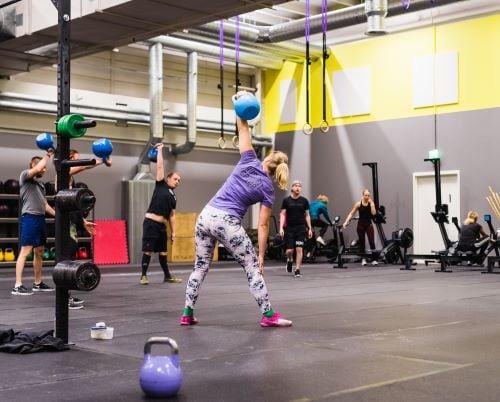 CrossFit-kokeilutreenit järjestetään Seinäjoella useamman kerran kuukaudessa