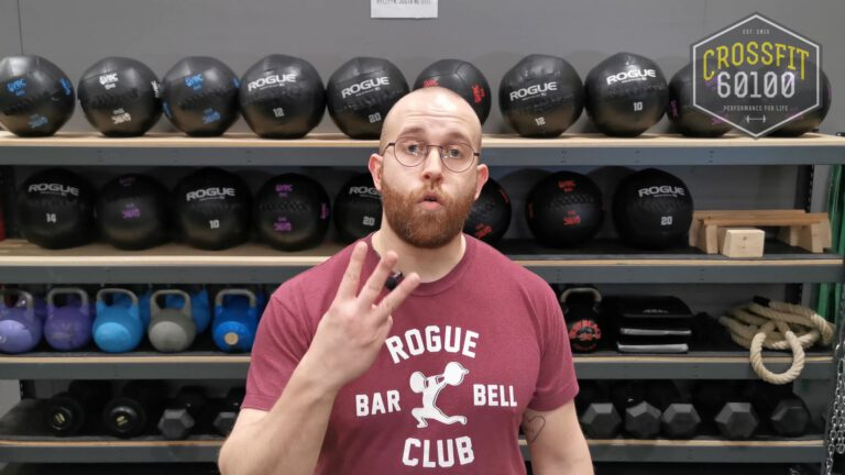 CrossFit-harjoittelun 3 yllättävää hyötyä – Video