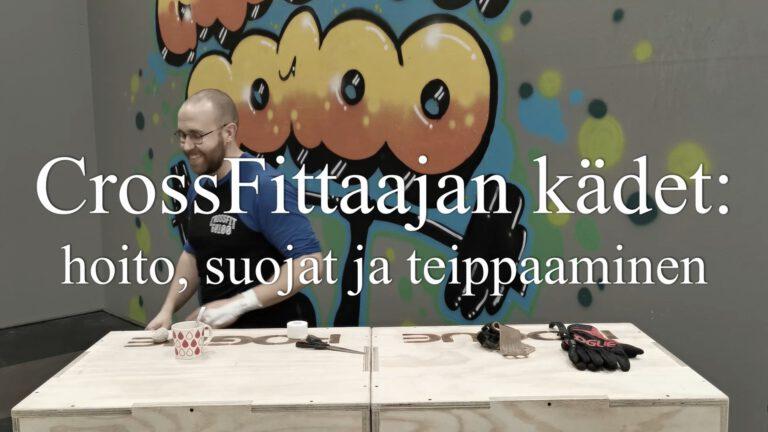 CrossFittaajan kädet – Video