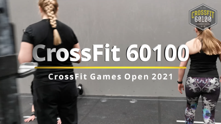 CrossFit Games Open 2021